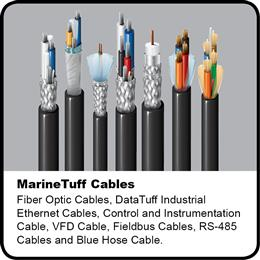 Belden now offers fully certified solution for offshore cable applications. 