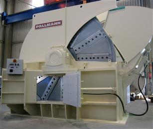 Pallmann Disc Chipper PHS 30 H 12 – A chipper of the NEW DIMENSION. (Photos: PALLMANN Group, PLMPR038)