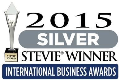 SABIC's Stories of Possible is honoured with a Silver Stevie® Award in the category Communications or PR Campaign of the Year – Marketing Business-to-Business and with a Bronze Stevie® Award in Brand Experience of the Year - Business-to-Business of the 2015 International Business Awards.