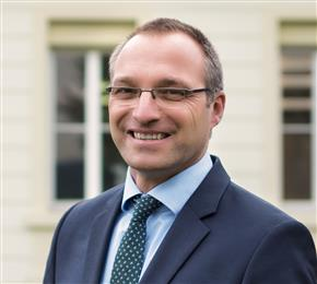 SANITIZED AG appoints Stefan Müller as new Global Head of Sales for the Polymers and Textiles Division.