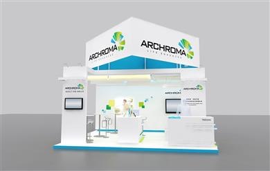 Archroma brings innovative and sustainable touch to papermaking at China International Paper Technology Exhibition 2016. (Photo: Archroma)