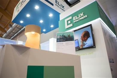 Major ABS specialist ELIX Polymers to make its K debut. (Photo: ELIX Polymers, PR012)