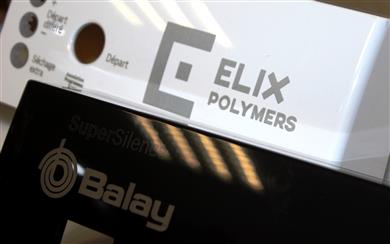 Collaboration between BSH Electrodomésticos España and ELIX Polymers leads to improvement in aesthetic laser marking for household appliances. 