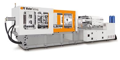 Victor Taichung to introduce its new VM-280E injection press at K.
