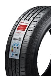 A new tire tread label that meets global RFID standards from Avery Dennison and Ferm RFID Solutions. 
