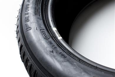 New vulcanized tyre labels can take the heat while supporting the whole tyre-making process.