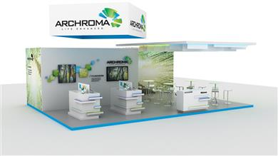 Archroma offers coating, repellency & release, fire protection & color solutions at Techtextil 2017. Why? Because it's our nature!. (Photos: Archroma)
