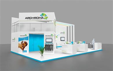 Archroma Stand A 100 China Interdye 2017 Shanghai World Expo Exhibition & Convention Center from April 12-14. 