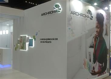 Archroma touches and colors your project at ABRAFATI 2017.