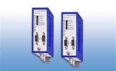 Belden's new fiber optic repeater increases the range and availability of PROFIBUS networks. 