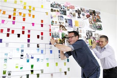 Clariant Giving Color/Trend Forecast a Makeover. (Photo: Clariant)