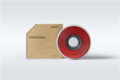 Clariant 3D Printer Filament. (Photo: Clariant)
