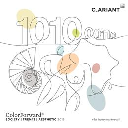 Clariant Sees Colors Becoming Muted for 2019, as Consumers Come to Grips with a Complex World. 
