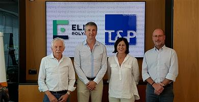 ELIX Polymers partners with T&P Plastic for ABS distribution in the Balkans. (Photo: ELIX Polymers, PR032)