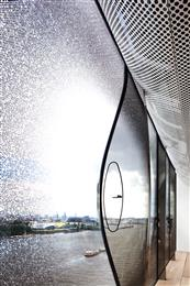 Guardian Glass products enable complex curved façade on Hamburg's new stunning concert hall