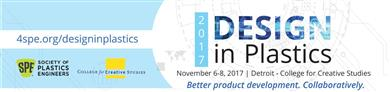 Additive manufacturing to take center stage at SPE's collaborative-design conference in Detroit