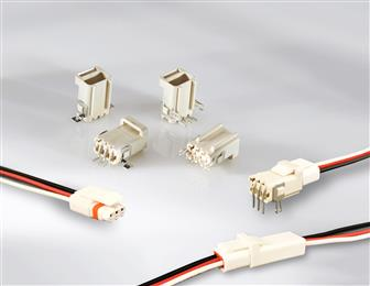 TE Connectivity unveils SlimSeal Connector Miniature wire-to-board connectors for outdoor lighting and high-humidity applications. 