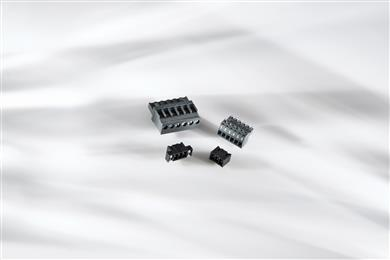 TE Connectivity introduces surface mounted BUCHANAN WireMate connectors for faster PCB assembly. (Source: TE Connectivity, PR123)