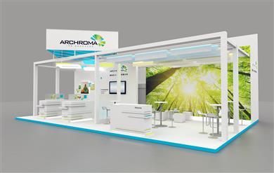 Archroma to showcase innovation and sustainability for enhanced color and performance at China Interdye 2018. (Photo: Archroma)