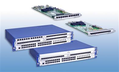 Belden offers faster, more reliable data transfer with Layer 3 backbone switch.