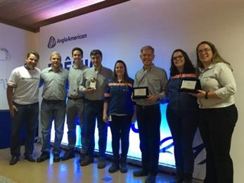 Clariant named Outstanding Supplier of 2017 by Anglo American. 