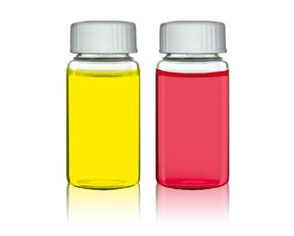 The new non-staining Sanolin Lave Yellow S Liq. and Sanolin Lave Red A Liq. dyes to give fabric softeners and cleaners a colorful push. 