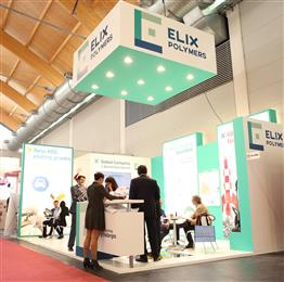 ELIX Polymers to highlight latest material innovations for key markets at Fakuma 2018. (Photo: ELIX Polymers, PR041)