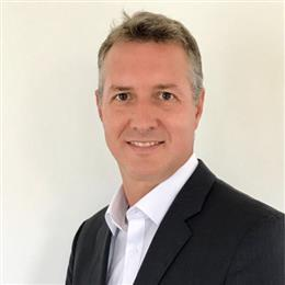 Jason Oliver appointed head of GE Additive. (Photo: GE Additive, GEADPR004)