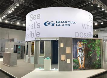 Guardian Glass to share its vision of the future at BAU 2019.
