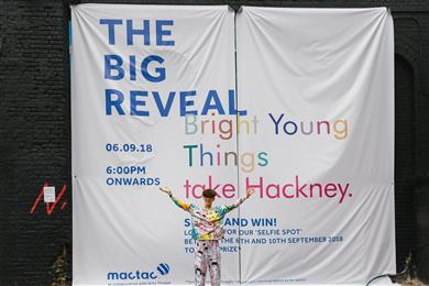 "La GRANDE RIVELAZIONE di ""Bright Young Things Take Hackney"" a Hackney, Londra"
