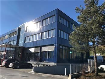 Omron opens new office in Switzerland. 