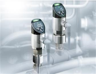 Omron introduces new IoT processing control sensors for Flow (E8FC) and Pressure (EFPC)