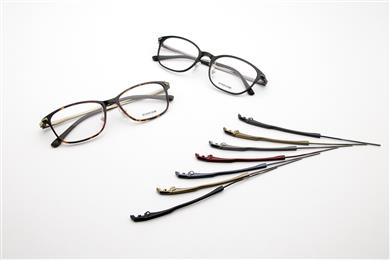 SABIC ULTEM™ resin gives eyewear frames from Zhengda Optical a lightweight metal look for high comfort with style.