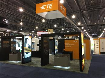 TE Connectivity at Lightfair International 2018: Smart lighting solutions for indoor, outdoor and horticultural applications. 
