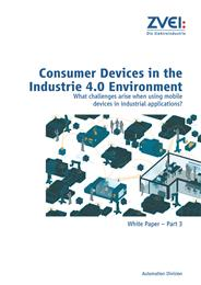 TE Connectivity contributes to white paper on the proliferation of mobile devices in smart factories. (Source: TE Connectivity, PR272)
