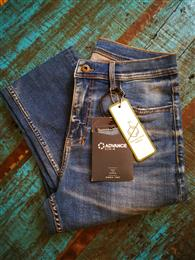 "Advance Denim Co Ltd (""Advance Denim"") will be the first Chinese denim manufacturer to offer a collection made with Archroma's aniline-free* Denisol® Pure Indigo. (Photo: Advance Denim)"