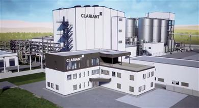 The future sunliquid plant in Podari.