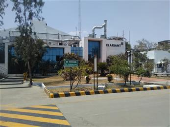Clariant's manufacturing site at Bonthapally, Telangana, India. (Photo: Clariant)
