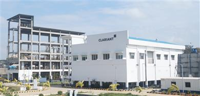 The Waste Water Treatment Plant at the Bonthapally Site, Telangana, India. 