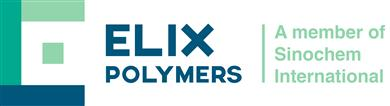 ELIX Polymers Logo. 