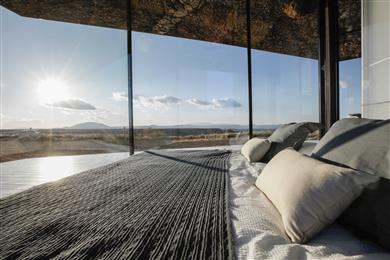 """La Casa del Desierto"", by Guardian® Glass. Photo Gonzalo Botet for Guardian Glass. All rights reserved."