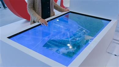 Guardian Glass introduces Guardian Sense™, an anti-glare glass for digital display and touchscreen applications. 