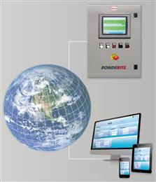 Henkel's Bonderite E-CO DMC metal pretreatment process control system provides access for remote devices, such as tablets and smartphones, and can be integrated in cloud-based data-driven solutions. (Photo: Henkel, PR060)