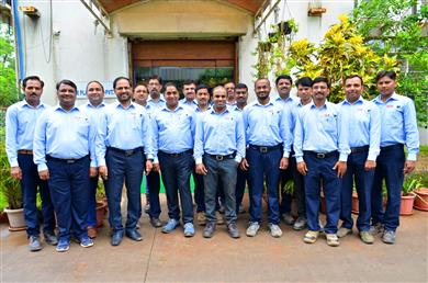 Team: APPL GOR Plastics India. 
