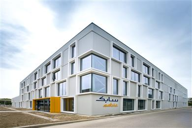 SABIC opens new caps & closures Technology and Innovation Center in the Netherlands.