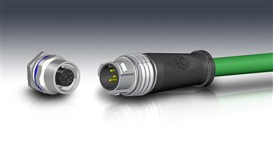 TE Connectivity and Yamaichi Electronics to produce and promote new M12 push-pull connectors. (Source: TE Connectivity, PR342)