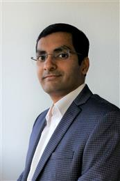 Vish Ananthan ist neuer General Manager und Senior Vice President der Industrial Business Unit von TE Connectivity. 
