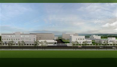 Clariant high-tech CATOFIN™ production site in Jiaxing, Zhejiang Province, China. 