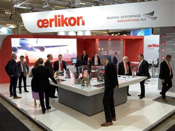 EMG supports Oerlikon's Paris Air Show and Munich Technology Conference communications strategy. 
