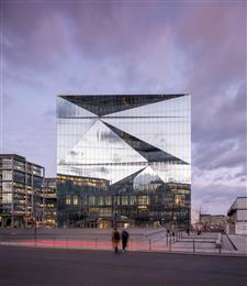 cube Berlin Project: 3XN A/S.